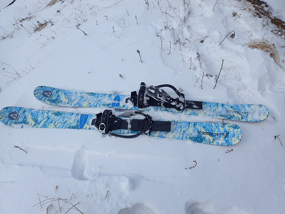 スキーシュー