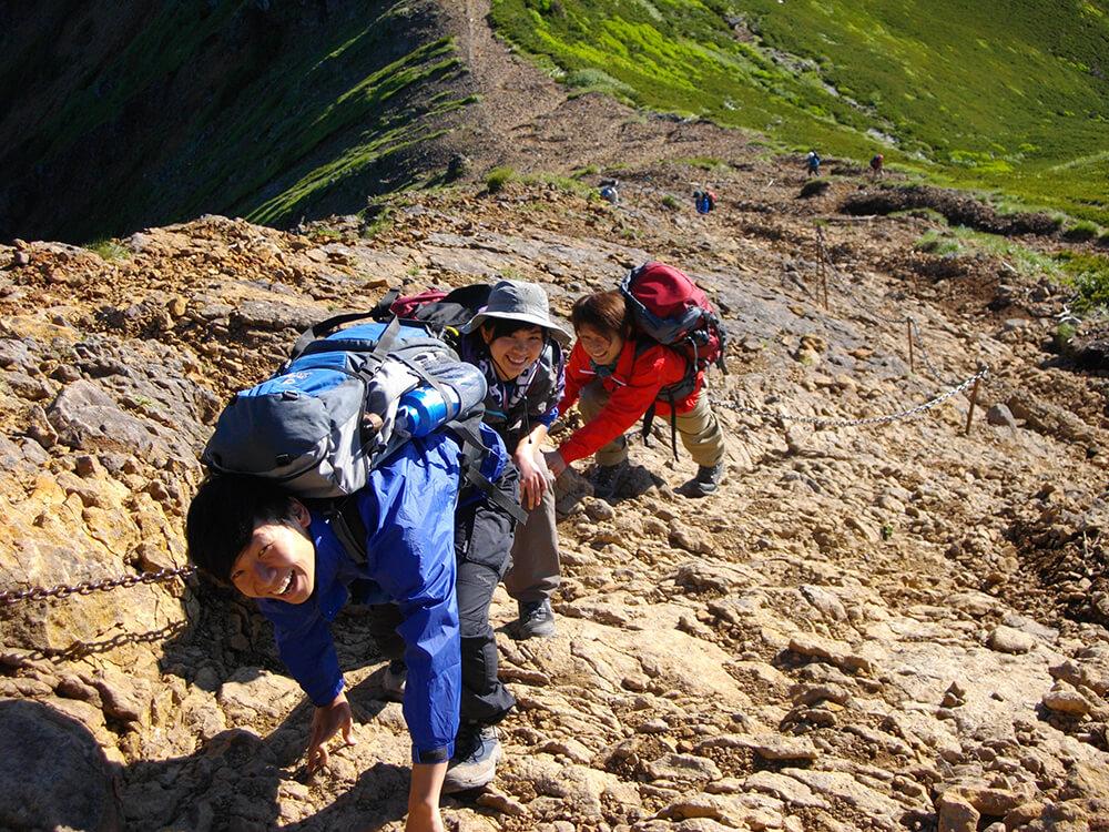 八ヶ岳トレッキング