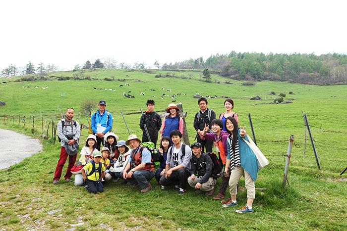 ネイチャーガイドと歩く・絶景の高原周遊ウォーク