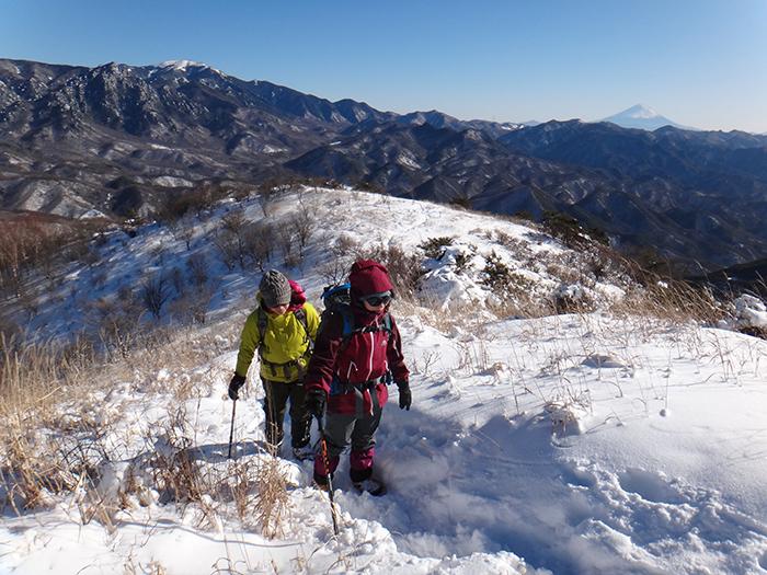 雪山トレッキング入門