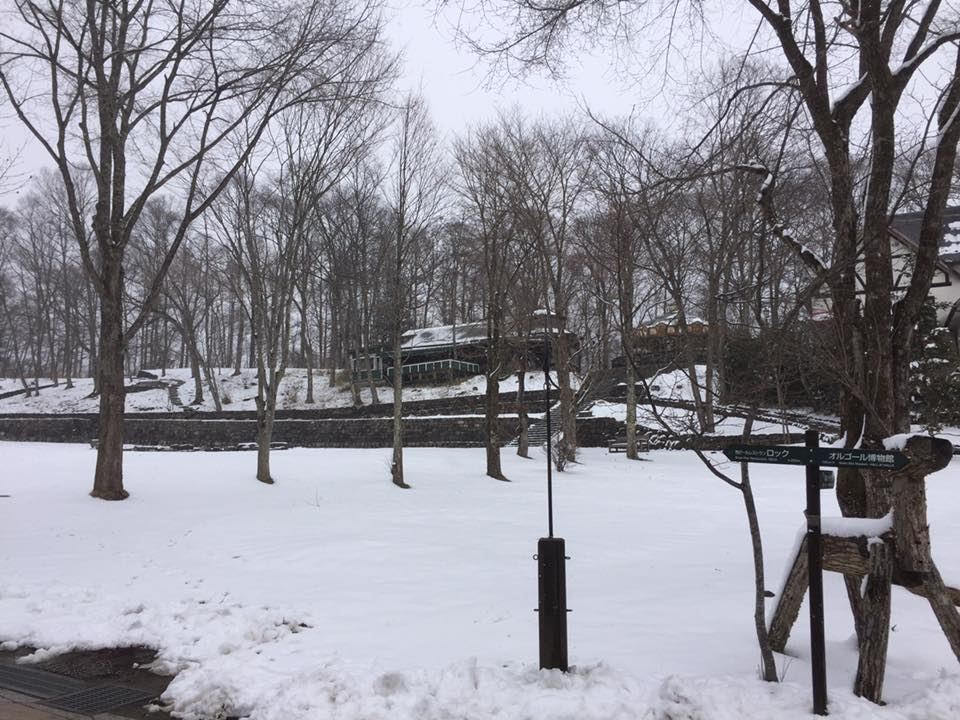 4月1日 まさかの積雪!