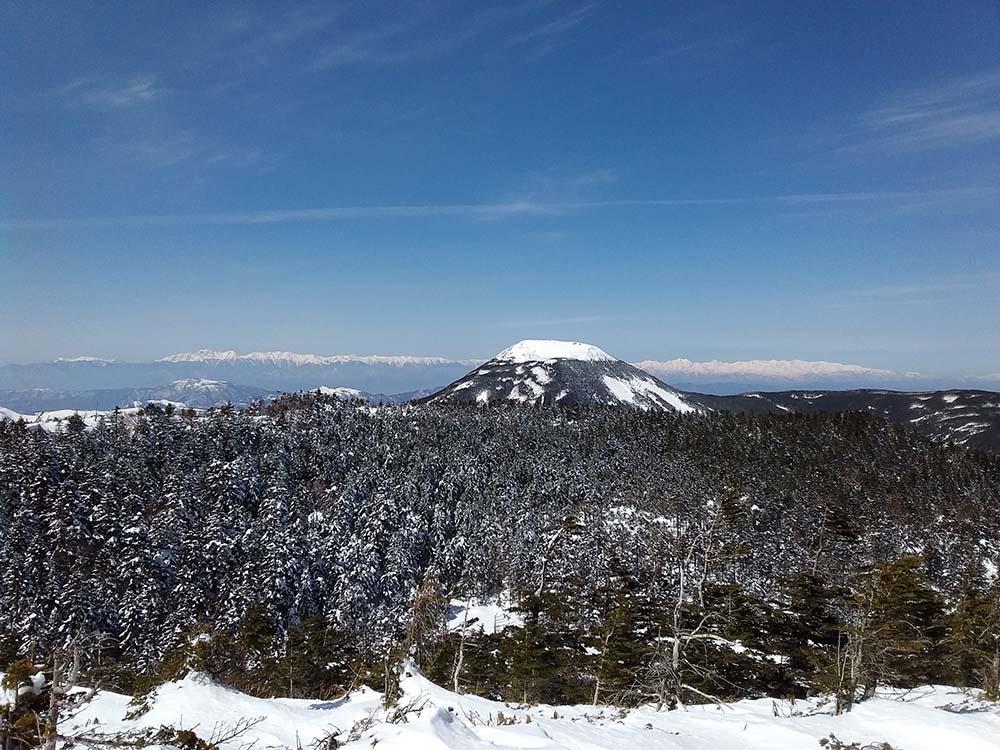 雪山トレッキング入門/北横岳
