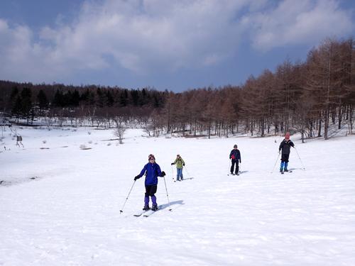 この冬は入笠山・終日スキーシューツアーでお楽しみください!