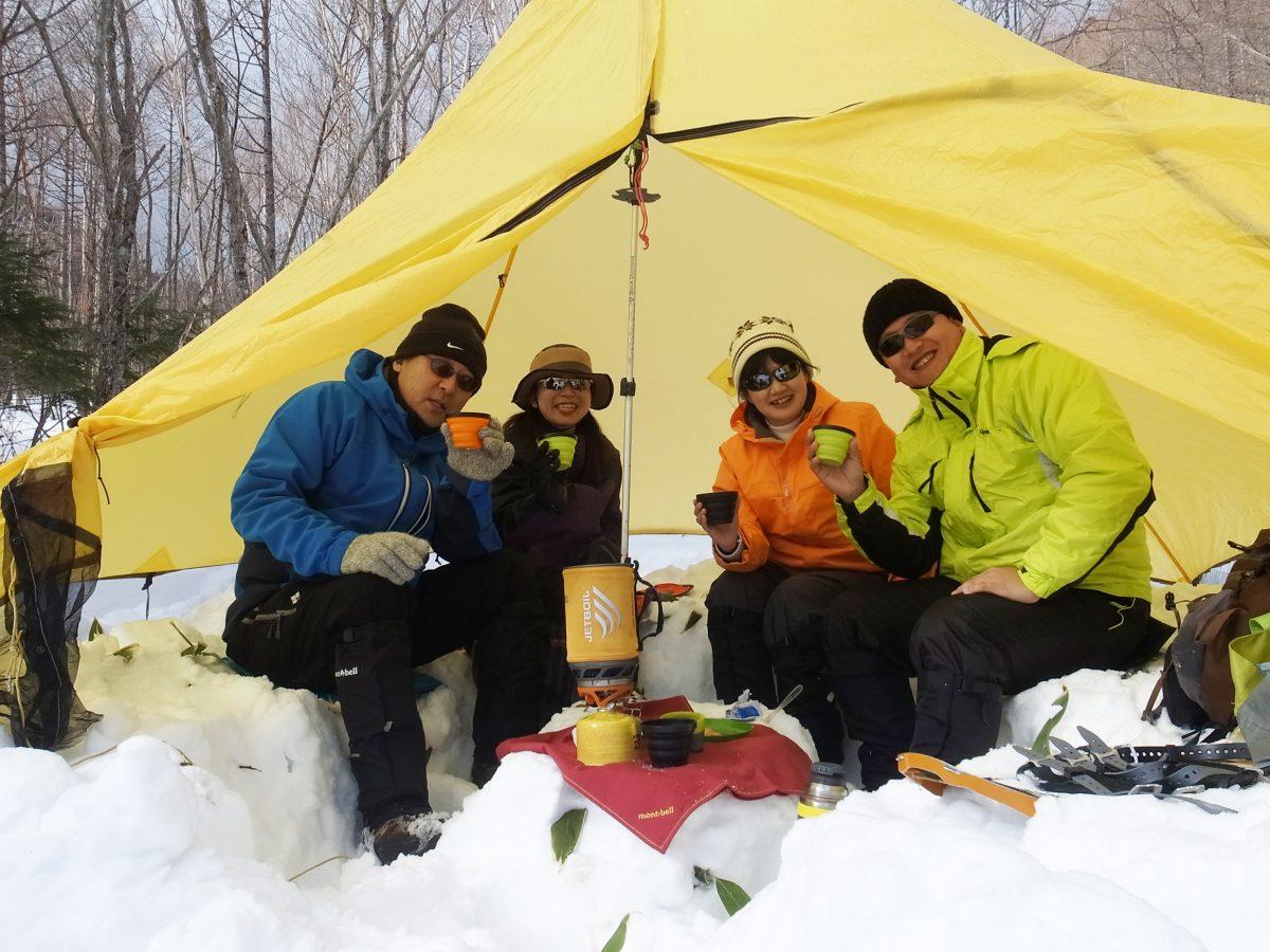 モニターツアーのお知らせ! 「雪の森CAFEとゆきあそび」