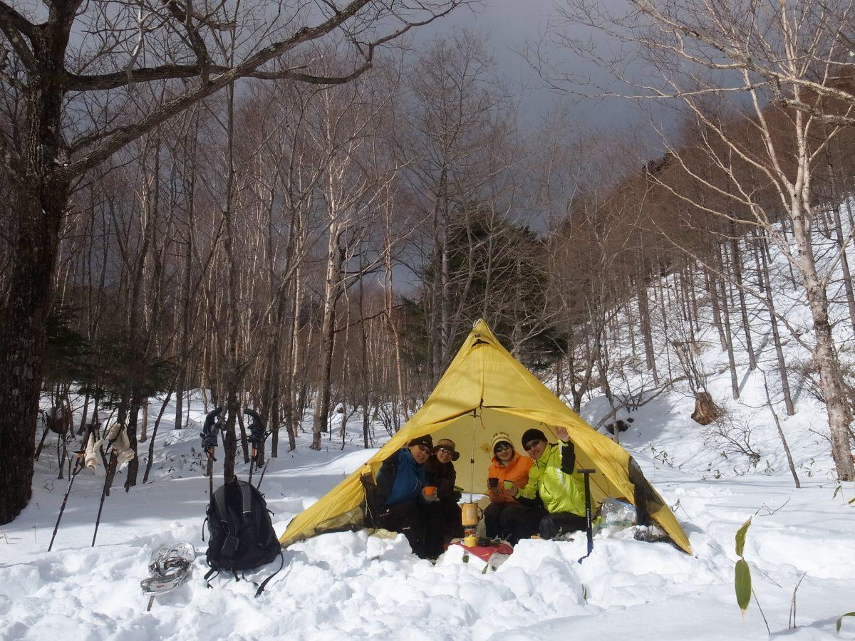 「雪の森CAFEとゆきあそび」モニターツアー /2018年3月17日開催