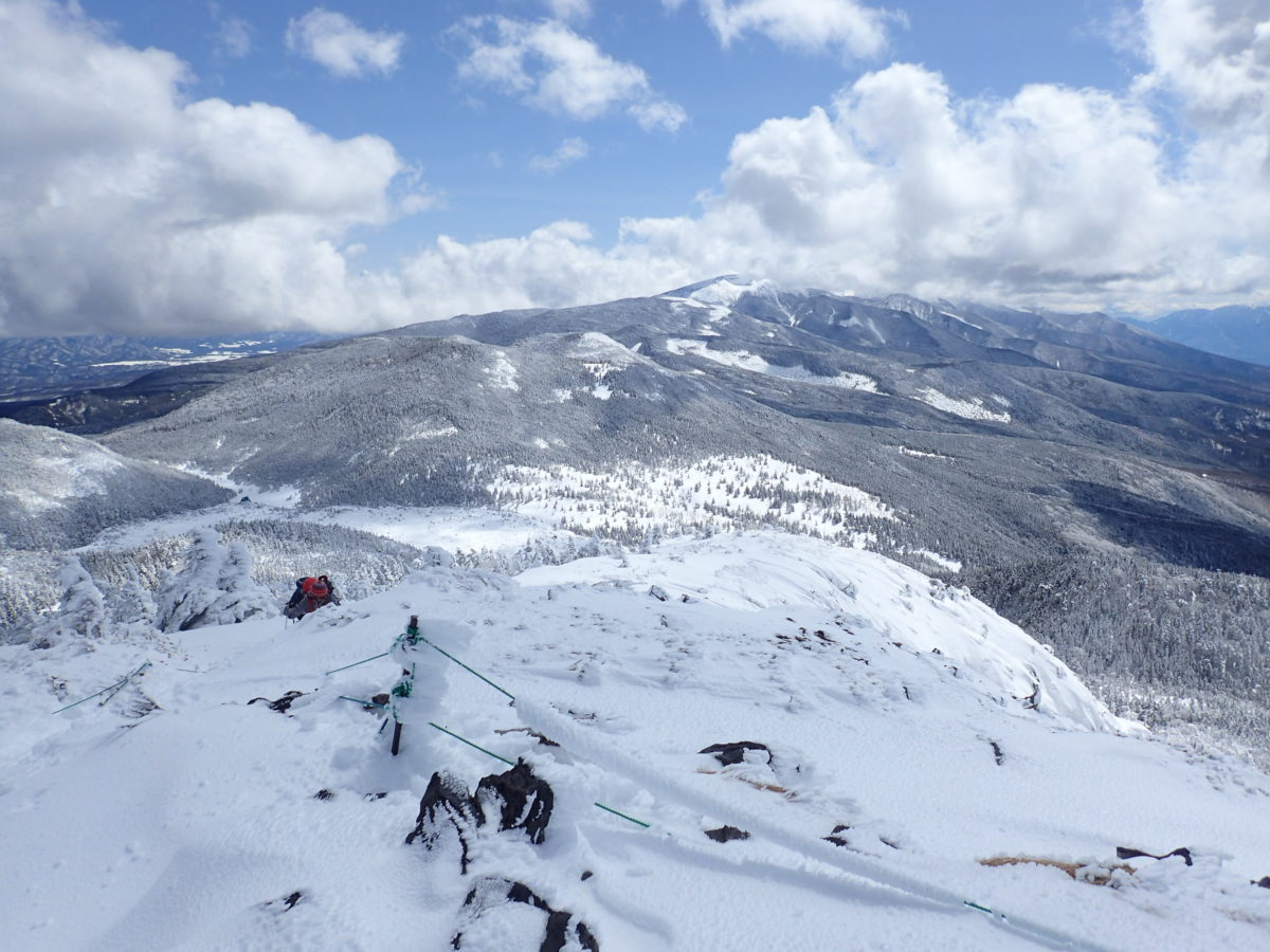 雪山トレッキング入門!北横岳