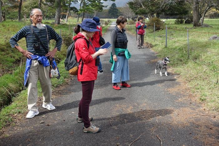 10月8日は八ヶ岳観光圏ハイキングモニタリングツアーでした