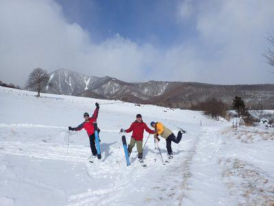 参加費無料!八ヶ岳観光圏主催冬のモニタリングツアー募集中。
