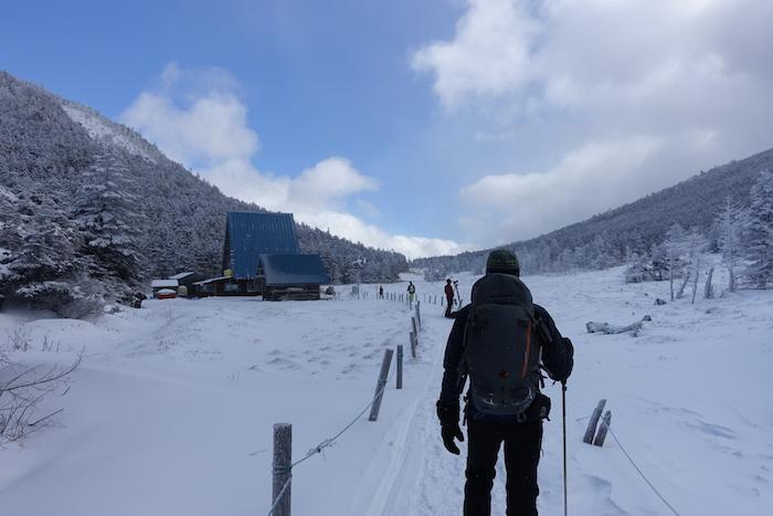 北八ヶ岳・入笠湿原・清里周辺積雪情報
